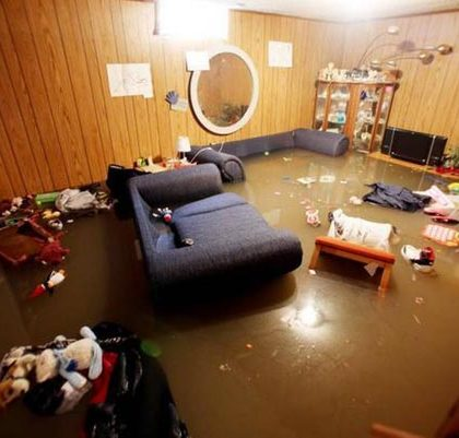 How to Stop Your Basement From Flooding
